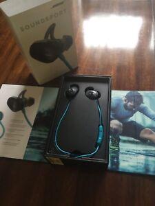 Bose sound sport earphones