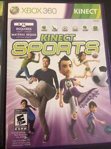 Jeux Xbox 360. Kinect