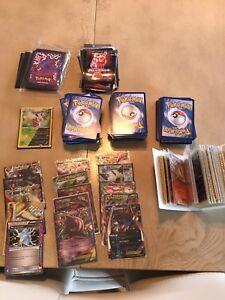 Pokemon cartes et tapis de jeu