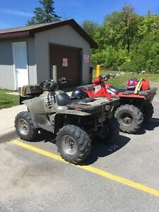 ISO transmission for 2003, 700cc sportsman 4x4