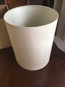 Modern lampshade - cylindrical
