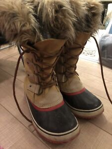 Sorel winter boots - size 8 / 8.5