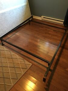 Adjustable bed frame double or queen