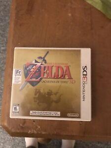Legends of Zelda ocarina of time 3D 25$