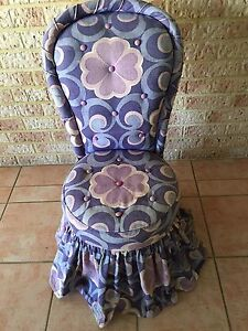 Bentwood Covered chair Coogee Cockburn Area Preview
