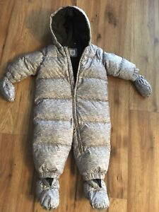 Size 12-18 month baby gap warmest snowsuit