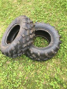 Carlisle ATC quad tires