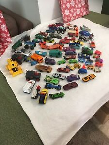 Toy cars -72 of them!