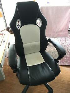 Racer office chair Caringbah Sutherland Area Preview