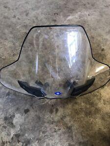 Polaris ATV windshield
