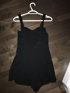 Black jumpsuit from forever 21