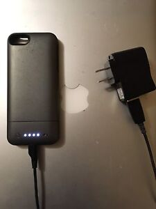 Mophie iPhone 5 charging pack
