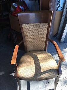 Second hand chairs on sale
