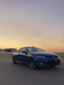 Ford XR6 Falcon Ute