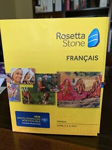 Rosetta Stone French | Kijiji - Buy, Sell & Save with