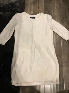 Gap sweater dress size 6/7