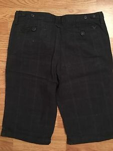 American Eagle Sz 10 capris (both for $10)
