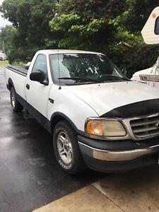 2001 F 150 truck