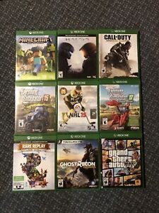 Xbox One Games lowered price !!