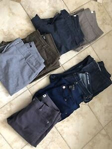 Size 14 Women's Work Pants/Skirt and 2 Dresses