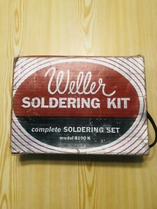Weller 8100K Soldering Kit In Original Box