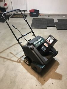 "Mastercraft 5hp 21"" Snow Blower (Runs Perfect)"