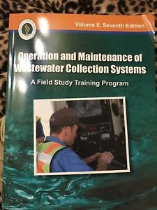 Water and wastewater technician textbooks