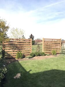 Spring is here !! Fences , repairs , posts , gates and more