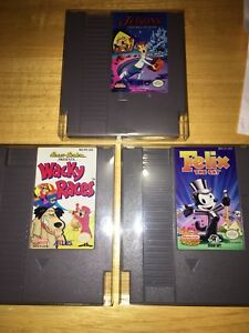 Not So Common NES Games