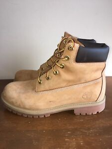 Timberland Boots - Boys size 7