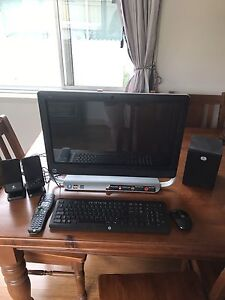 HP touch smart 520 all in one PC Birmingham Gardens Newcastle Area Preview