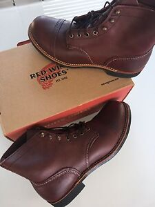 Red Wing Shoes !NEW! 8114 and 8119 Size 12