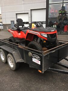 2017 Arctic Cat Alterra Trv 1000