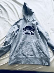 Roots Hoodie Sweater LARGE