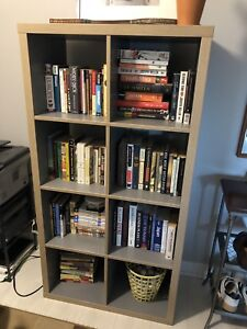 Bookcase IKEA grey