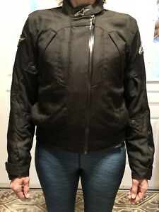 Ladies Alpinestar Stella Motorcycle Jacket