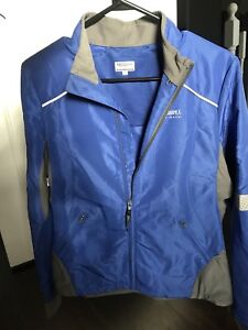 Small blue Running Room Jacket