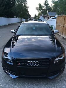 2012 Audi S4 Premium very low km's