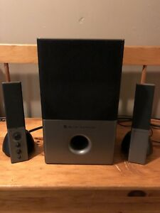 Computer Speakers and Sub