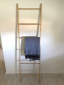 Bamboo decorative ladder Oak Flats Shellharbour Area Preview