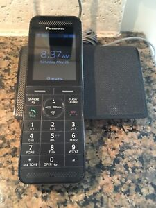 Panasonic DECT Cordless Phone with 4 Handsets