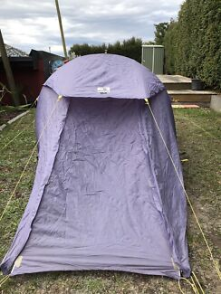 Macpac minaret Tent & MSR GEAR SHED for Hubba and Hubba Hubba NX tents | Camping ...