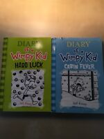 Diary of a Wimpy Kid Books (6 & 8)