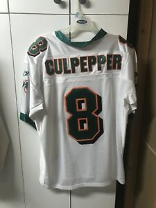 Miami Dolphins Daunte Culpepper NFL jersey