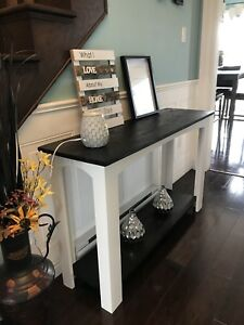 Beautiful Hallway Console table