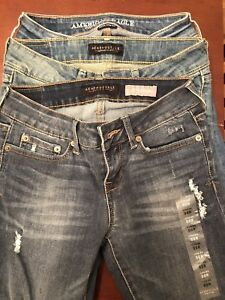 Jeans - all size 00