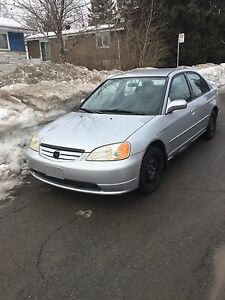 2003 honda civic only 160 000 km