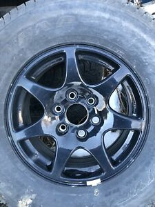 Looking for matching rim