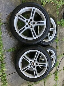 NEW mags volkswagen + NEW tires Pirelli (2000$)