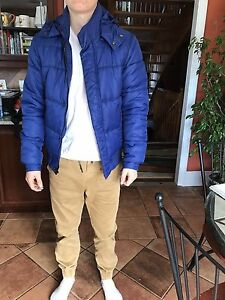 New American eagle men's jacket